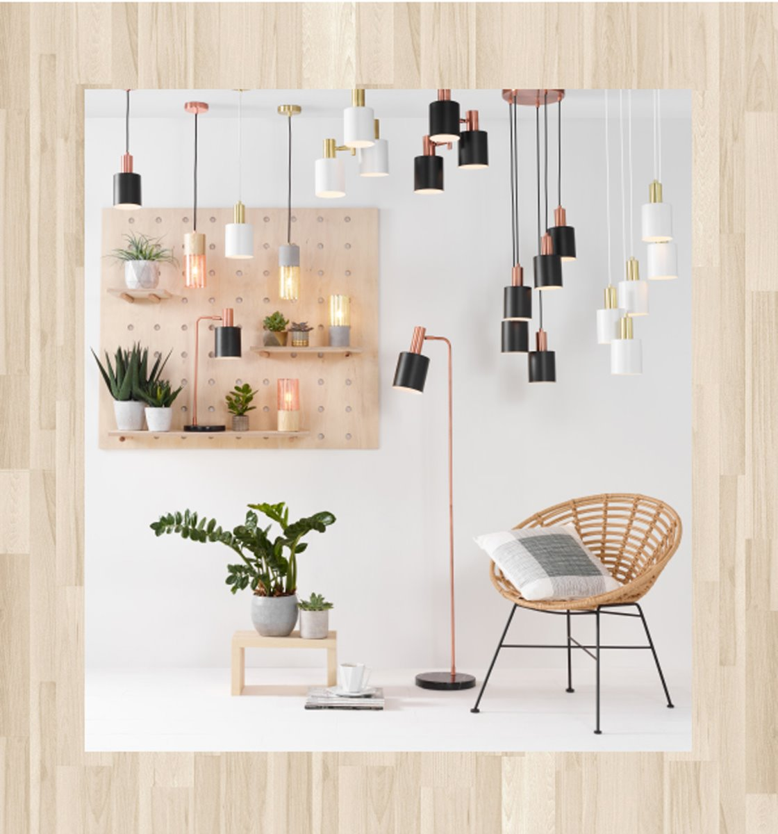 pendnat light lamp studio photography scandinavian