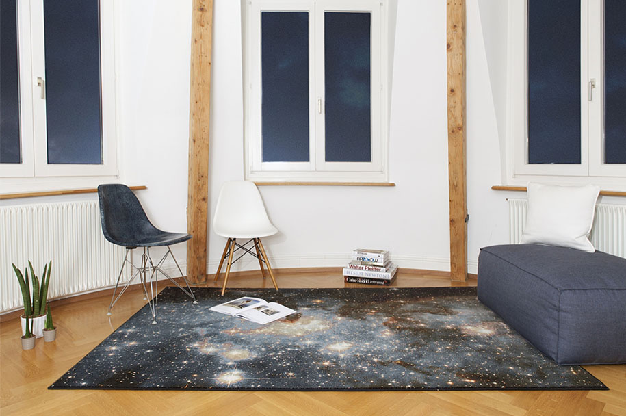 Set Visions Cosmic Trend 2 Space Rugs