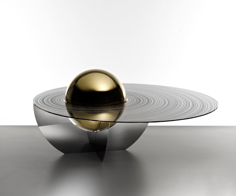 Set Visions Cosmic Trend 4 Boullee Table