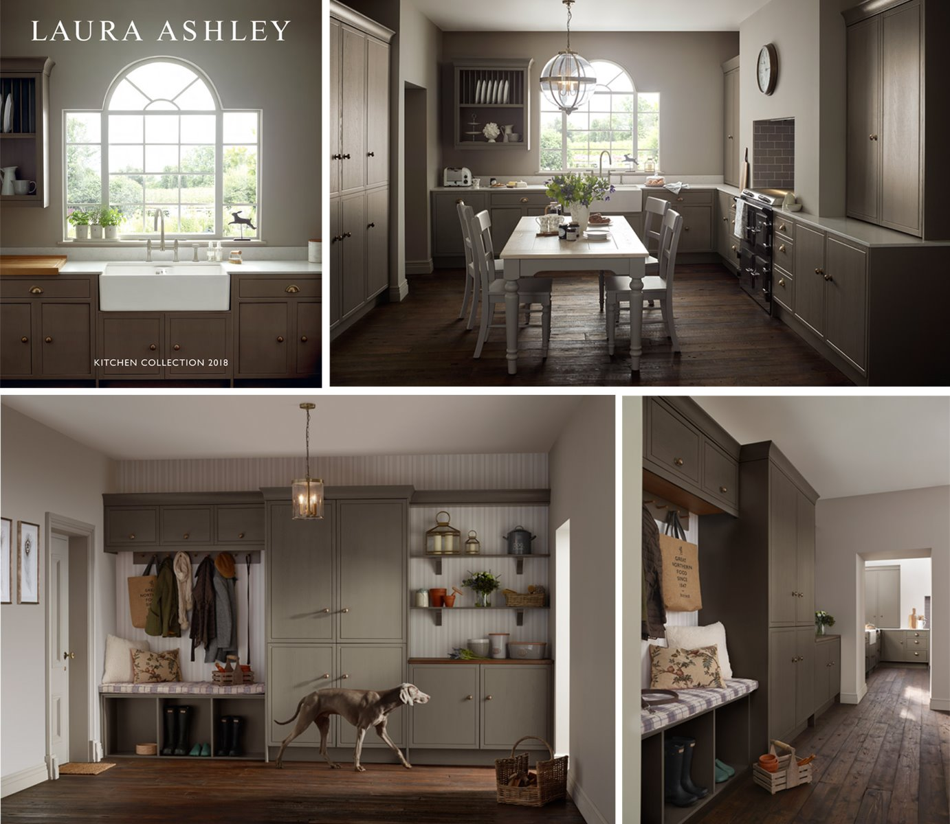 Hardbury Laura Ashley Kitchens Set Visions photography